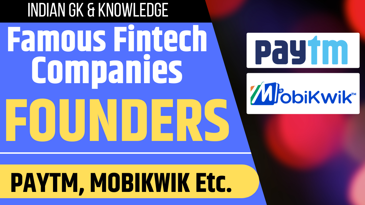 famous fintech companies founders in hindi