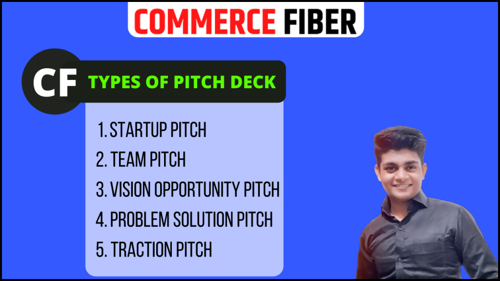 types of pitch deck